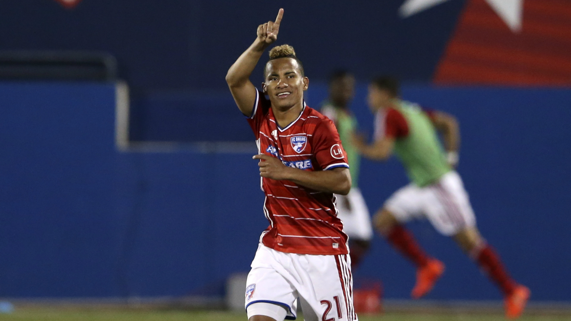 Michael Barrios FC Dallas