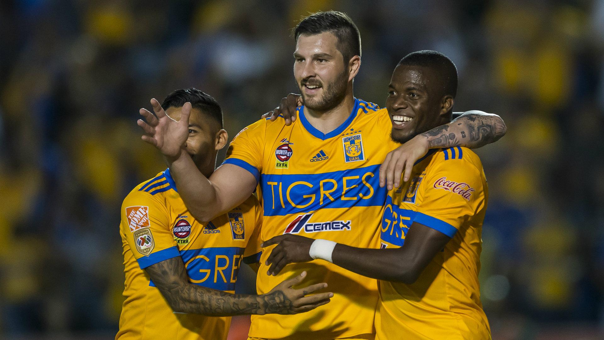 Tigres UANL Liga MX Clausura 2018