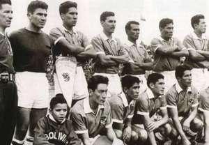 Bolivia 1963