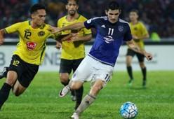Johor Darul Ta'zim, Kaya FC, 2016 AFC Cup, 14/05/2017
