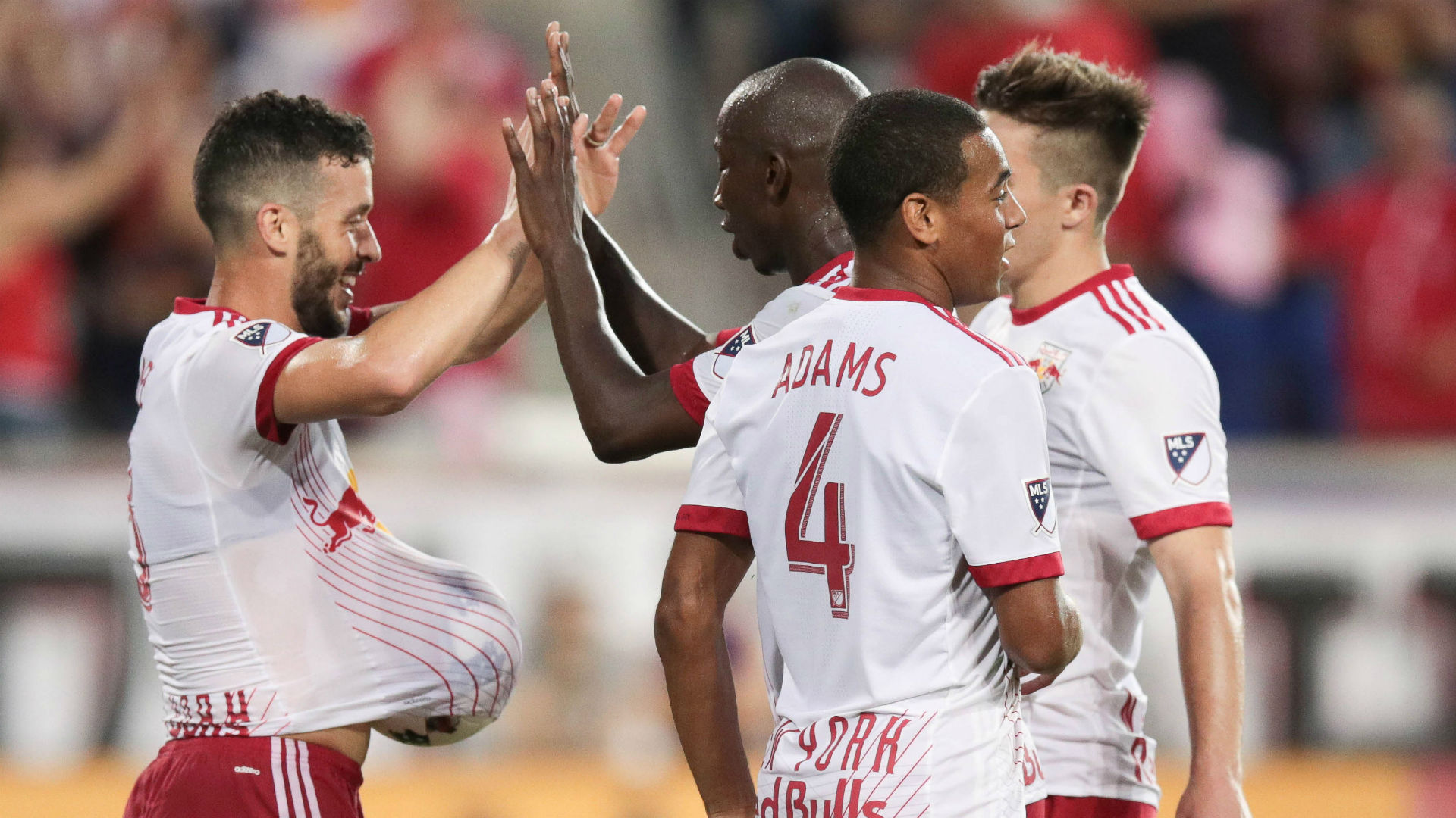 Red Bulls Clinch Final East Playoff Spot After Big Win Over Vancouver