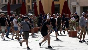 Russland Hooligans EM2016 11062016
