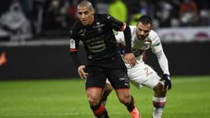 Wahbi Khazri Jeremy Morel Lyon Rennes Ligue 1 11022018
