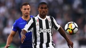 Douglas Costa Stefan Radu Juventus Lazio Serie A