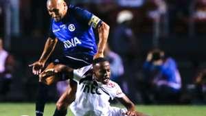 Helinho Guinazu São Paulo Talleres Copa Libertadores 13022019