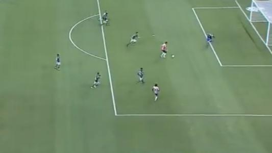 Captura Teo Gutierrez Palmeiras Junior Copa Libertadores 16052018