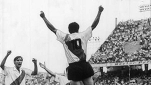 Boca vs River 1966 Libertadores