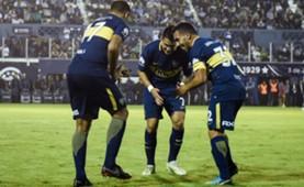 Abila Tevez Pavon Gimnasia Boca Superliga 09052018