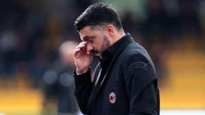 Gattuso Benevento Milan