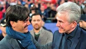 Vincenzo Montella Jupp Heynckes Sevilla Bayern Munich UCL 03042018