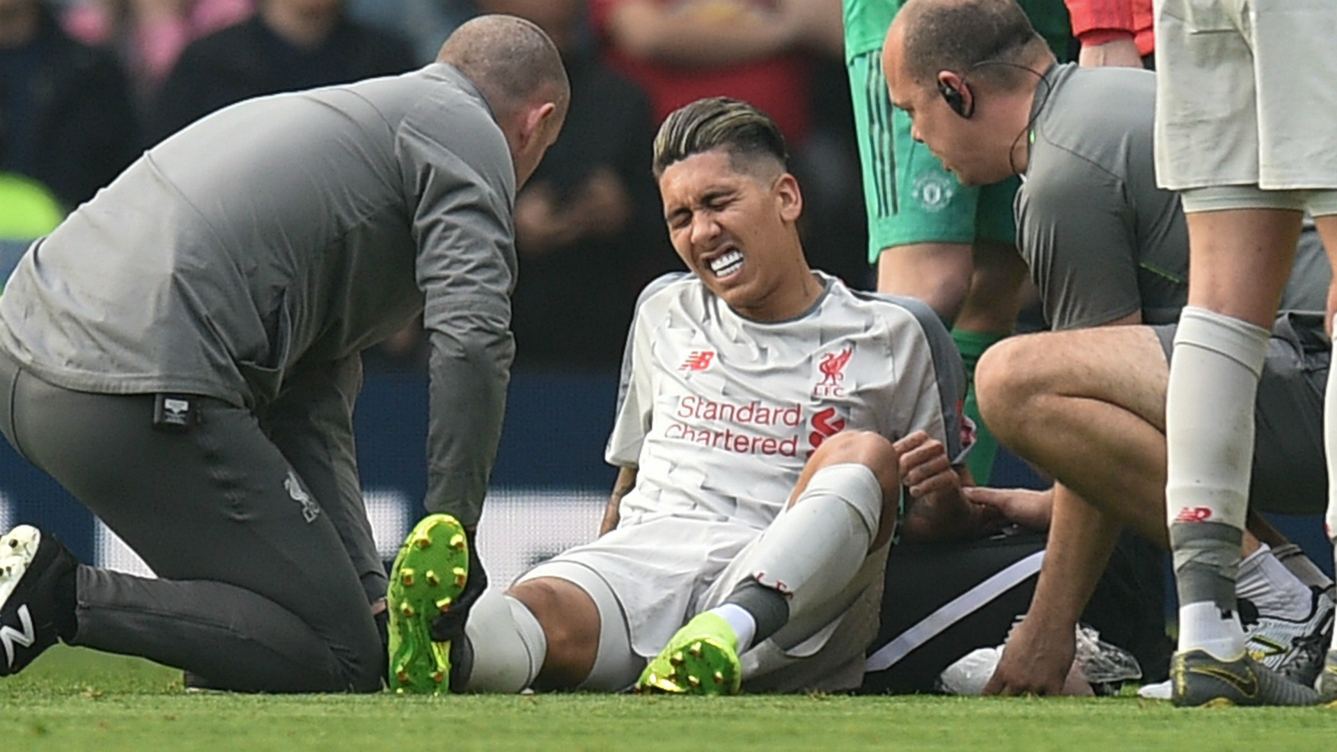 Image result for firmino injury