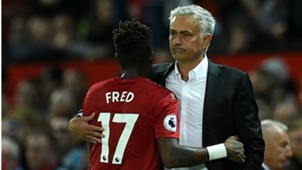 Fred Mourinho Manchester United Leicester Premier League 10 08 2018