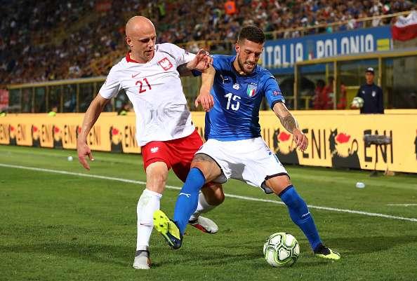 LDN - Encore en convalescence, Italiens et Polonais se neutralisent (1-1)
