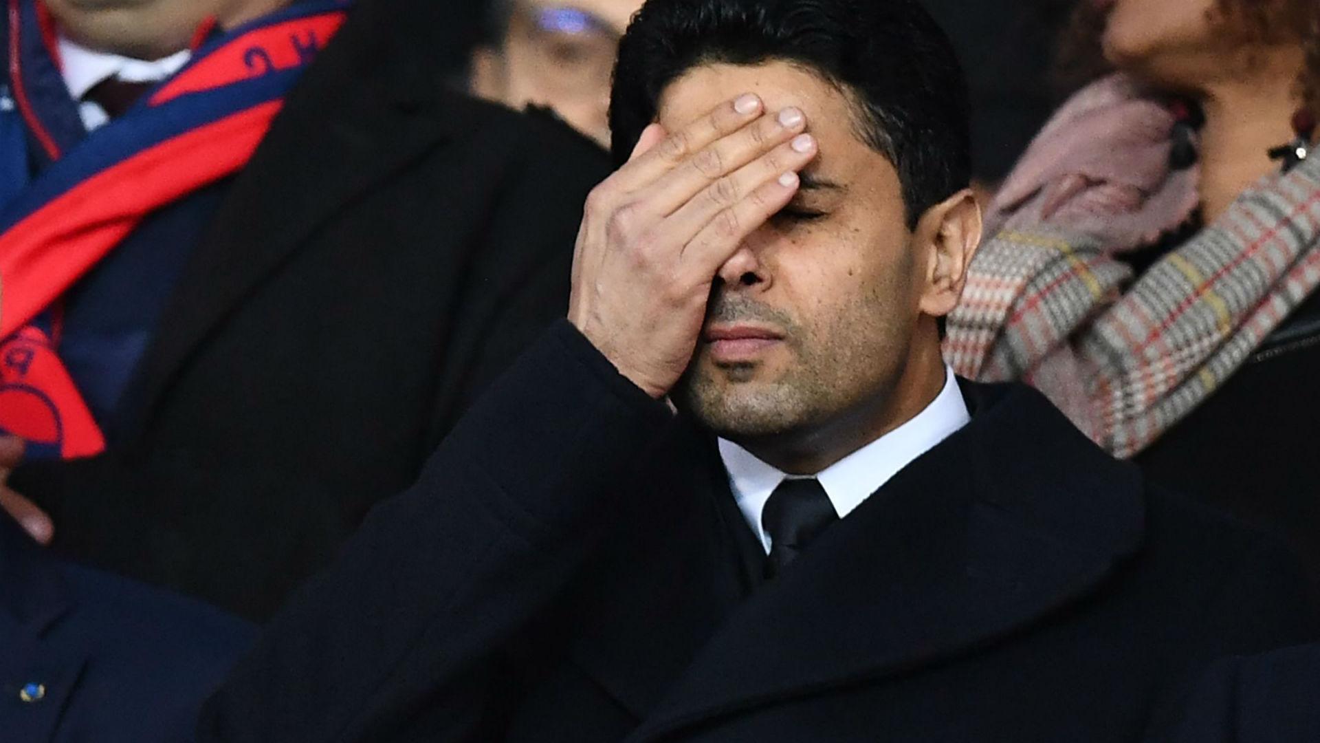 Nasser Al Khelaifi PSG Real Madrid 06032018