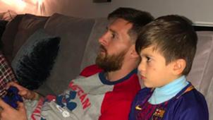 Messi Thiago FIFA 18