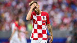 Ivan Rakitic France Croatia World Cup Final 15072018
