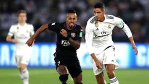 Caio Raphael Varane Real Madrid Al Ain 22122018