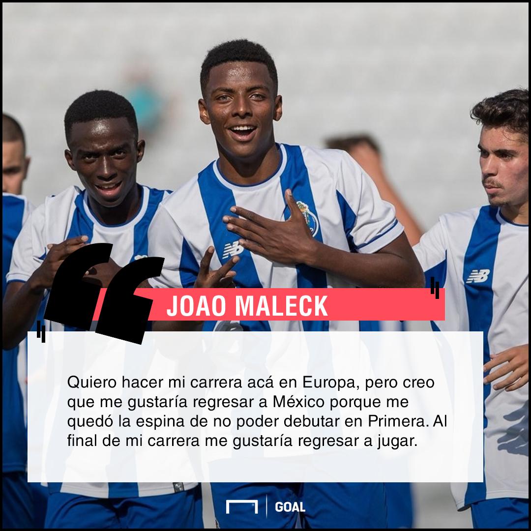 Joao Maleck quote