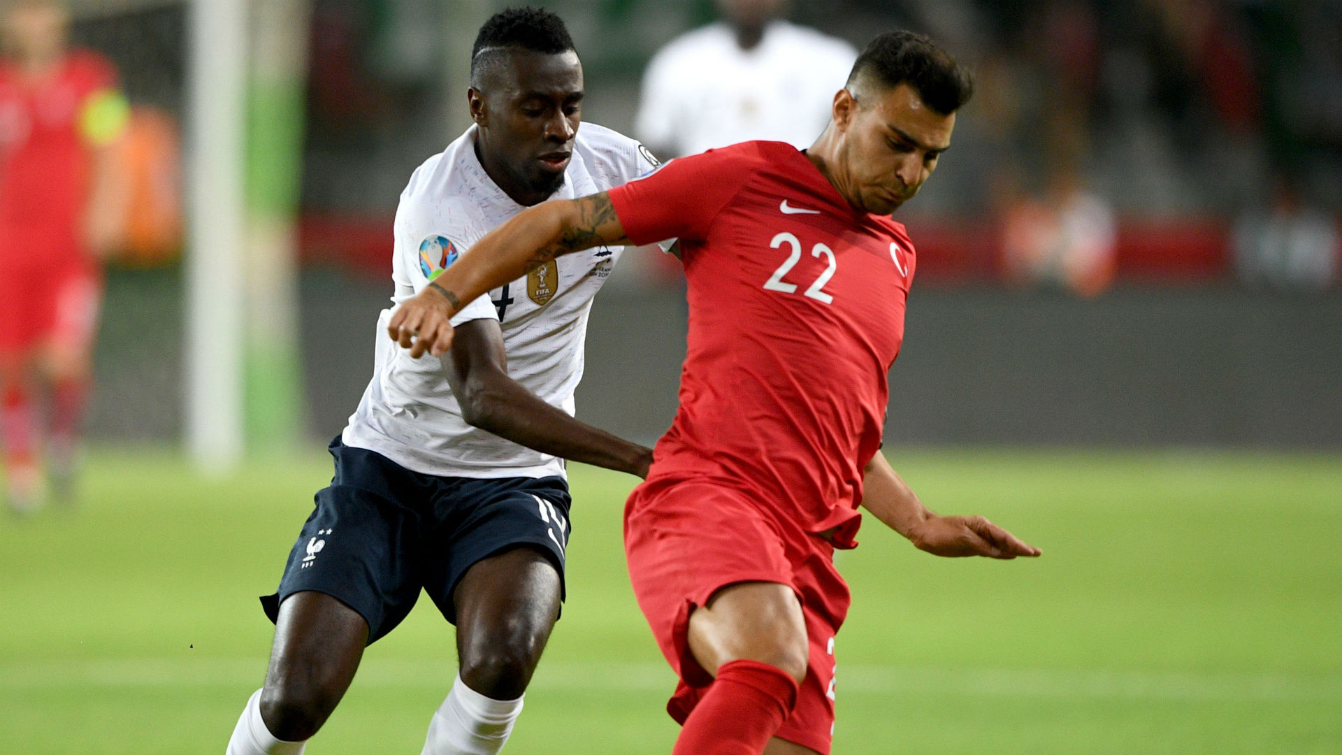 Blaise Matuidi Turkey France Euro Qualifiers 08062019