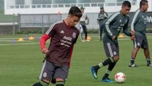 Paolo Medina Selección mexicana