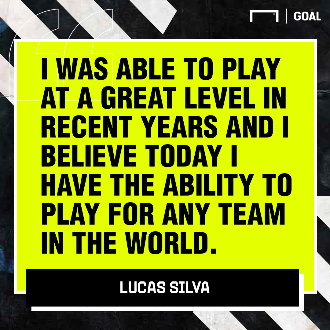What happened to Lucas Silva? The ex-Real Madrid wonderkid