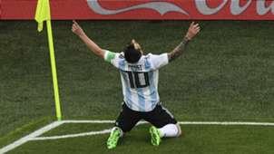 Messi  Argentina  2018
