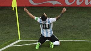 Messi| Argentina| 2018
