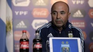 Jorge Sampaoli Argentina 01062017