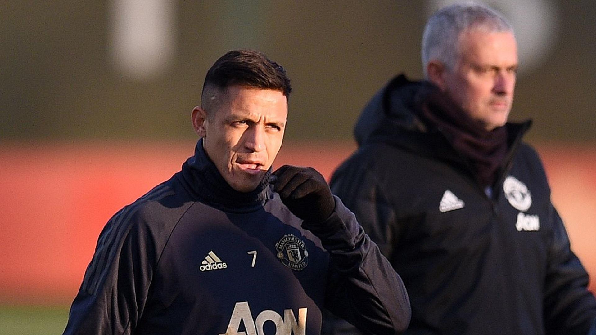 2018-12-01 Alexis Sanchez Manchester United