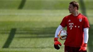 FC Bayern München Manuel Neuer 08012016