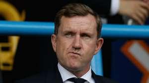 Huddersfield owner Dean Hoyle