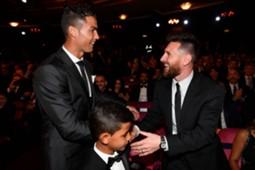 Cristiano Ronado Messi The Best 2017