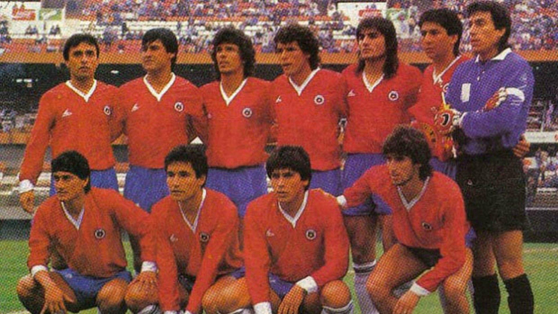 Roberto Rojas Chile