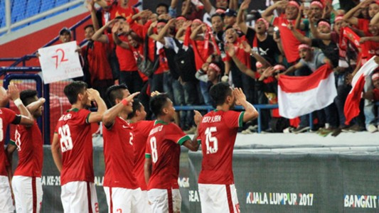 Selebrasi Indonesia U-23