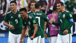 Selección mexicana 170618
