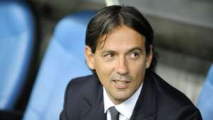 Simone Inzaghi Olympique Marseille Lazio Europa League
