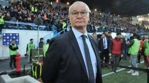 Claudio Ranieri Roma coach Serie A