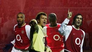 Grafik Arsenal