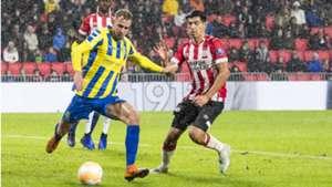 PSV - RKC, KNVB Beker 10302018