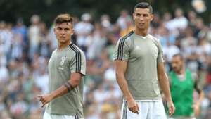 Cristiano Ronaldo Paulo Dybala Juventus