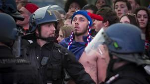 Polizei EURO 2016 03072016