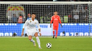 Cristiano Ronaldo Real Madrid Gremio Club World Cup 16122017