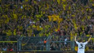 Sven Bender Borussia Dortmund Bayer Leverkusen
