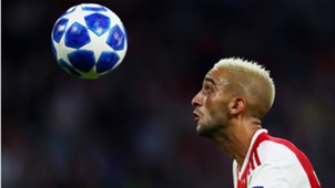 Hakim Ziyech - Ajax vs. Dynamo Kyi, Uefa Champions League playoffs