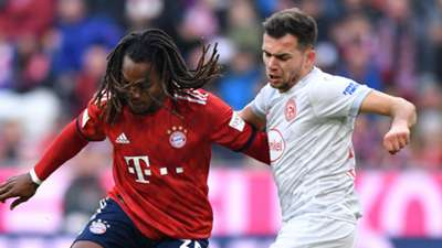 Renato Sanches Bayern Munich 2018-19