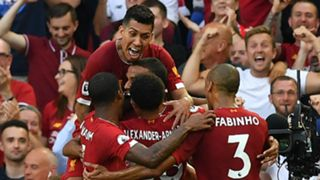 Liverpool celebrate 2019-20