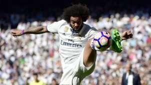 Marcelo Real Madrid Atletico Madrid La Liga