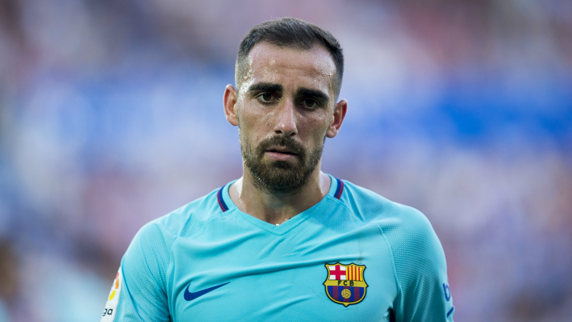 Paco Alcacer Barcelona 2017/18