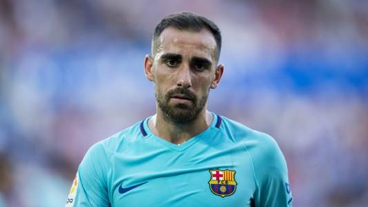 Paco Alcacer Barcelona 2017/18
