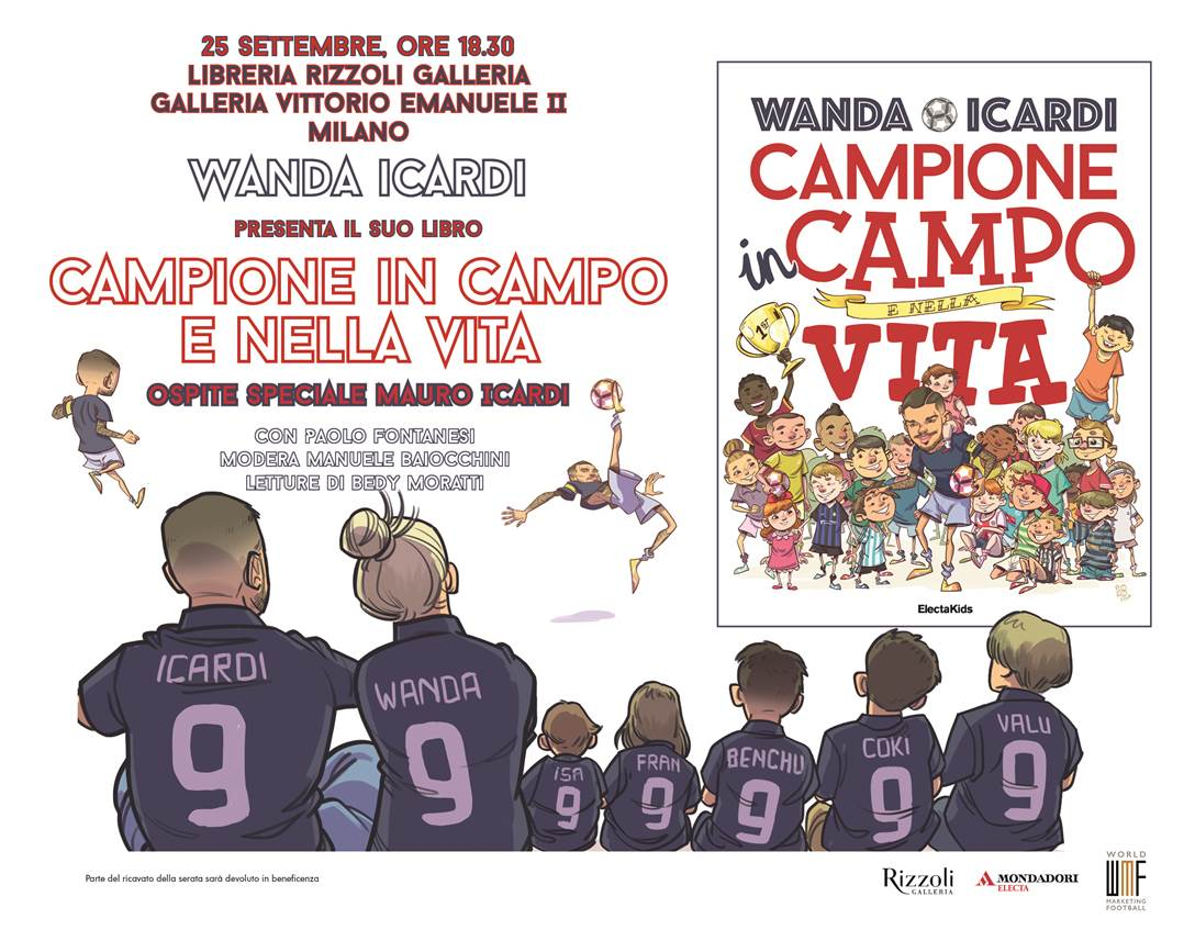 Wanda Nara libro
